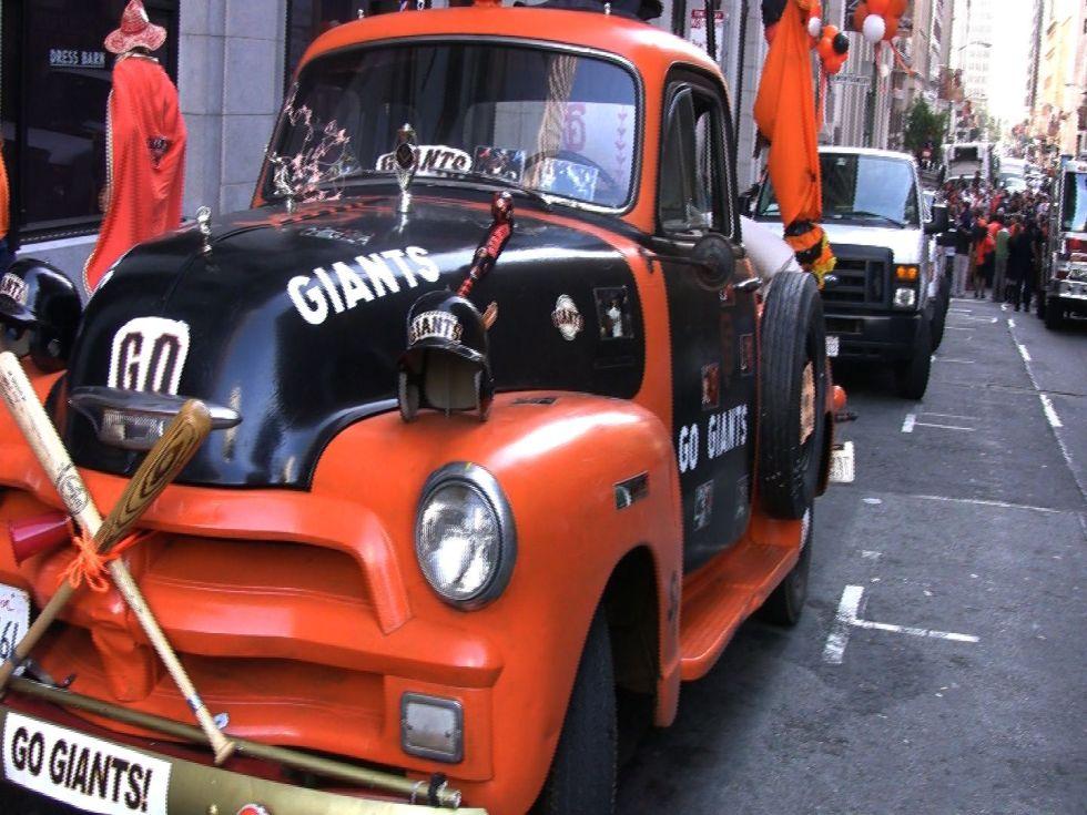Nellie Fan Truck