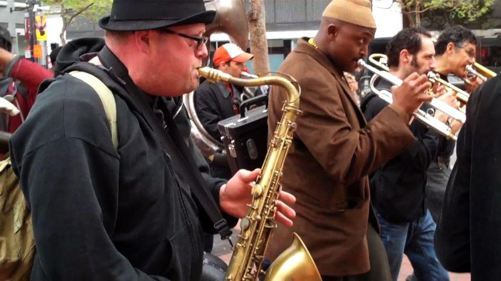 Brass Band Three