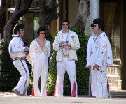 Elvis at Bay to Breakers