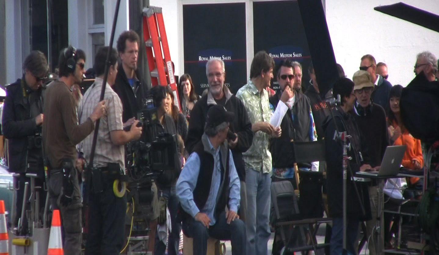 Woody Film Crew