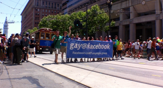 San Francisco Gay Pride Parade 2013