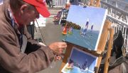Impressionists at America's Cup