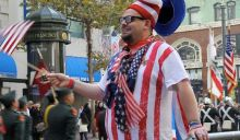 SF Veterans Day Parade