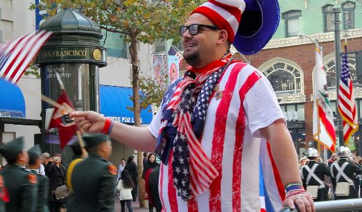 SF Veterans Day Parade